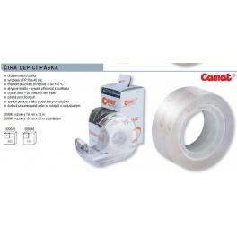 Lepící páska 19mmx33m s odvíječem GAMAT