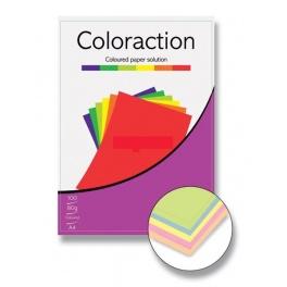 Xerograficky papír A4 80g pastel mix  5x50 listů