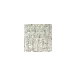 Hadr tkaný bílý vaflový 50x60 cm textílie