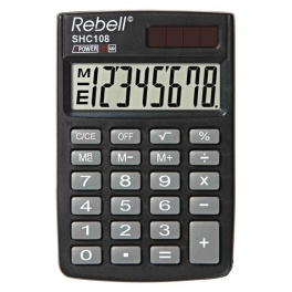 Kalkulačka REBELL SHC 108
