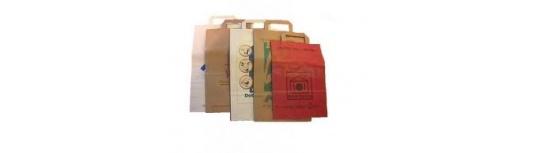 Sáčky a tašky papírové, mikrotenové, PE