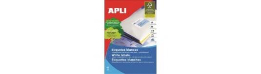 Samolepící etikety pro kopírky a laserové tiskárny APLI