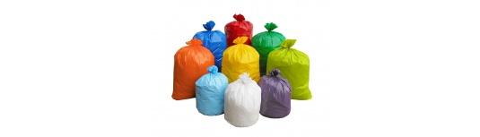 Odpadkové pytle a sáčky