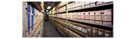 Archivace, třídění, vkládání